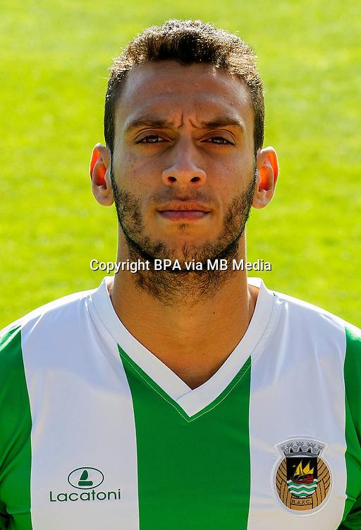 Portugal - Primera Liga Zon-Sagres 2014-2015 / <br /> Roderick Jefferson Goncalves Miranda  &quot; Roderick Miranda  &quot;  - <br /> ( Rio Ave FC )