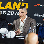 "NLD/Den Bosch/20170510 - Persconferentie Glory 41, staredown tussen Ismael ""The Star"" Lazaar en Rico Verhoeven"