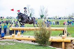 Wilson Nicola, (GBR), Annie Clover<br /> Rolex Kentucky Three Day Event CCI4* <br /> Lexington 2015<br /> © Hippo Foto - Libby Law<br /> 26/04/15