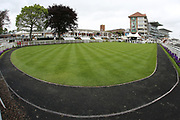 The Parade Ring prior to the York Dante Meeting at York Racecourse, York, United Kingdom on 16 May 2018. Picture by Mick Atkins.