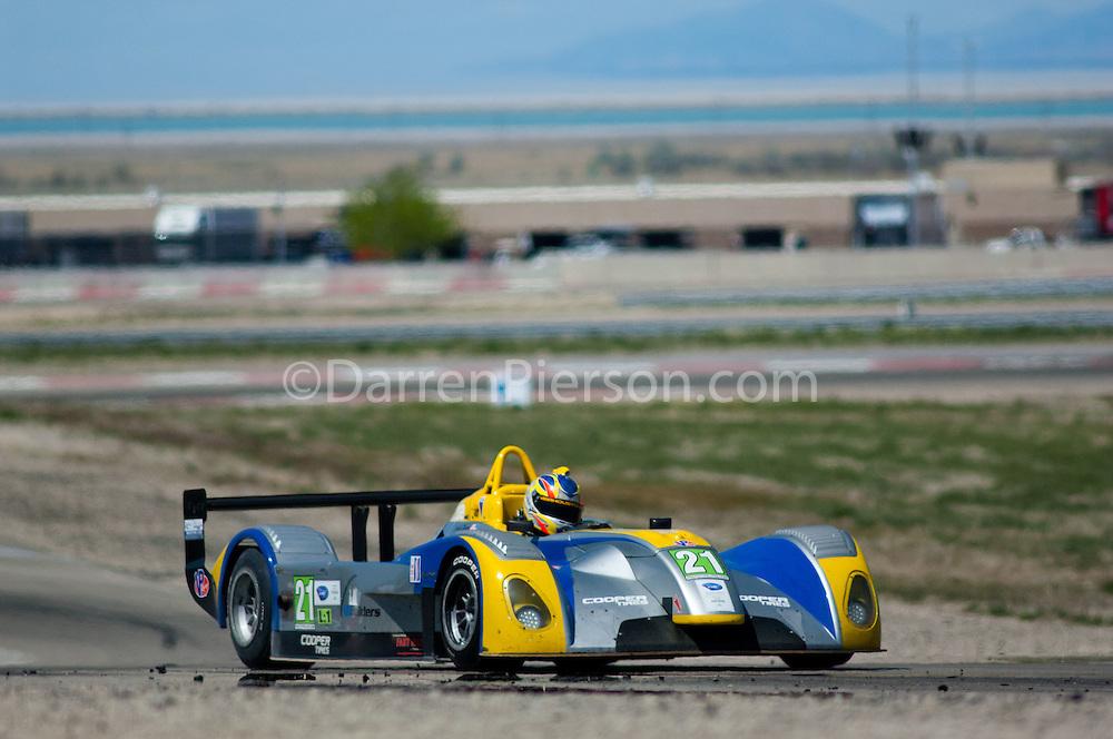 #21 Comprent Motorsports Cooper Tires Prototype Lite: Charlie Shears