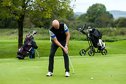 Somerlap Forest Products take part in the Annual Bristol Rovers Golf Day - Rogan/JMP - 09/10/2017 - GOLF - Farrington Park - Bristol, England - Bristol Rovers Golf Day.