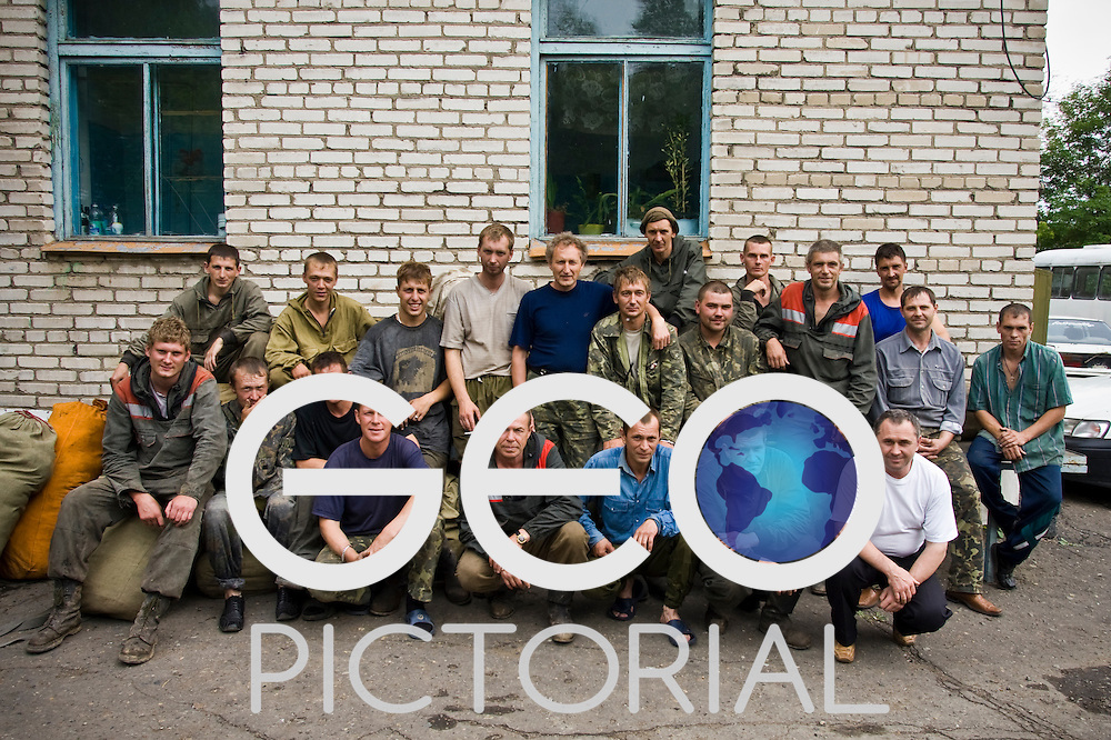 """Smoke Jumpers"" crew from Komsomolsk"