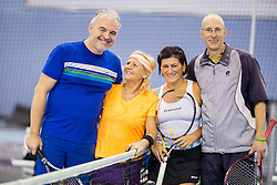 Istenic doubles Tournament and Slovenian Tennis personality of the year 2014 annual awards presented by Slovene Tennis Association TZS , on December 6, 2014 in Millenium Centre, BTC, Ljubljana, Slovenia. Photo by Vid Ponikvar / Sportida
