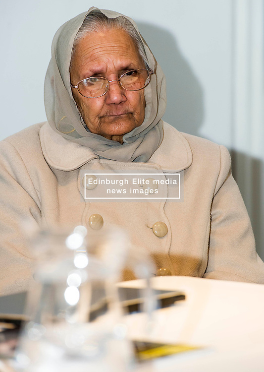 "Pictured: Palbinder Kaur, Jaggi's grandmother<br /> This week marks 100 days since the arrest of Jagtar Singh Johal, a Scottish Sikh from Dumbarton who has been held by Indianpolice without charge since 4 November 2017.  The arrest came two weeks after Jagtar, also known as 'Jaggi"" travelled to india from Scotland for his wedding.<br /> <br /> <br /> Ger Harley 