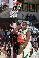 OC Men's Basketball vs USAO.February 8, 2007.75-64 loss