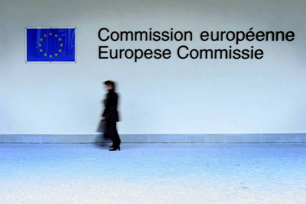 Brussels December 01, 2004 - European Commission Building Berlaymont ©Jean-Michel Clajot