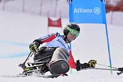 CAIRNS Alex LW12-1 CAN at 2018 World Para Alpine Skiing Cup, Kranjska Gora, Slovenia