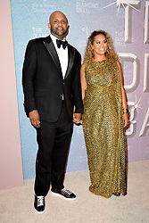 September 13, 2018 - New York, NY, USA - September 13, 2018  New York City..CC Sabathia and Amber Sabathia attending the 4th Annual Clara Lionel Foundation Diamond Ball on September 13, 2018 in New York City. (Credit Image: © Kristin Callahan/Ace Pictures via ZUMA Press)