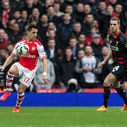 Arsenal v Liverpool | Premier League | 4 April 2015