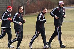 06.03.2011, Trainingsgelaende, Muenchen, GER, 1.FBL, Training FC Bayern Muenchen , im Bild Franck Ribery (Bayern #7)  , EXPA Pictures © 2011, PhotoCredit: EXPA/ nph/  Straubmeier       ****** out of GER / SWE / CRO  / BEL ******