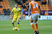Bristol Rovers Defender, James Clarke (15)  during the EFL Sky Bet League 1 match between Blackpool and Bristol Rovers at Bloomfield Road, Blackpool, England on 3 November 2018.