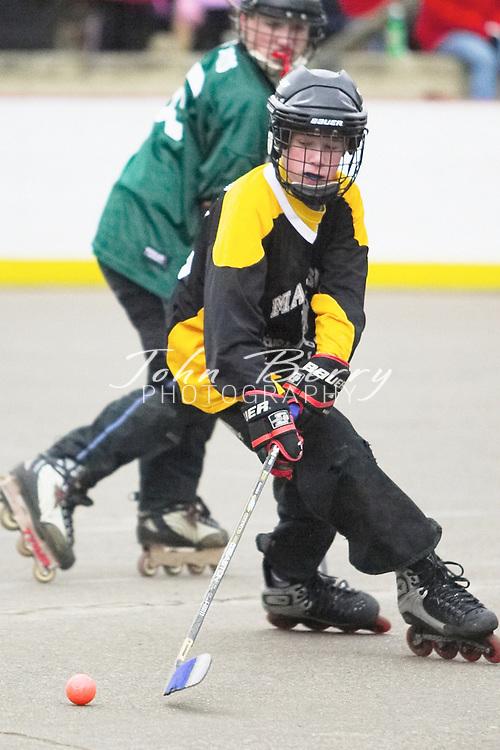 Madison Roller Hockey..Seniors, Panthers vs Bruins..December 19, 2004