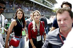 November 11, 2018 - Sao Paulo, Brazil - Motorsports: FIA Formula One World Championship 2018, Grand Prix of Brazil World Championship;2018;Grand Prix;Brazil ,    VIP Barbosa. (Credit Image: © Hoch Zwei via ZUMA Wire)