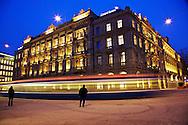 Credit Suisse head office in Zurich, Switzerland.