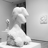 Women by Pablo Picasso from the Boisgeloup Sculpture Studio; Picasso Sculpture exhibit at MoMA.
