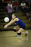 MCHS Varsity Volleyball .vs Fluvanna.8/21/2008