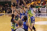 PARMA 16 FEBBRAIO 2011<br /> BASKET ALL STAR GAME FEMMINILE<br /> NAZIONALE ITALIANA FEMMINILE<br /> NELLA FOTO VALERIA BATTISODO<br /> FOTO CIAMILLO