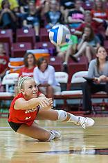 2008 Illinois State Redbirds Women's Volleyball Photos