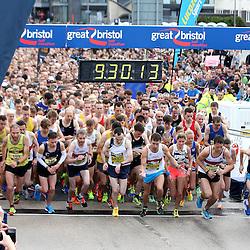 Bristol Half Marathon - 2016