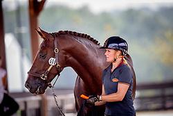 Witte-Vrees Madeleine, NED, Cennin<br /> World Equestrian Games - Tryon 2018<br /> © Hippo Foto - Sharon Vandeput<br /> 12/09/2018
