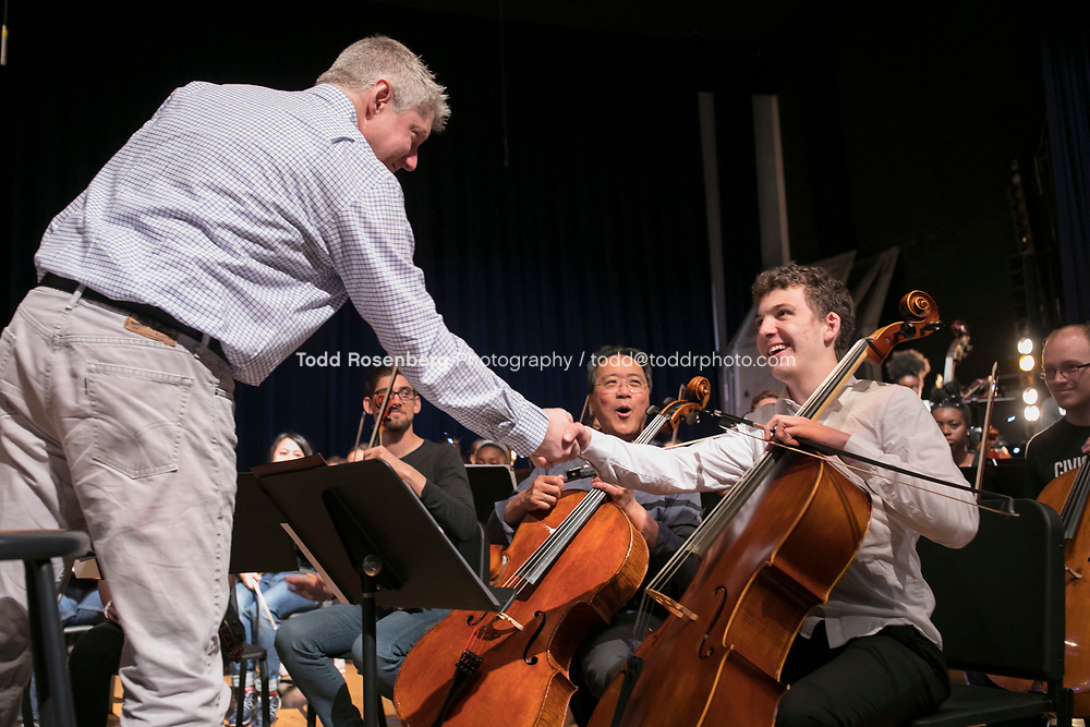 6/9/17 12:11:40 PM<br /> The Negaunee Music Institute<br /> Yo-Yo Ma at Kenwood Academy<br /> <br /> &copy; Todd Rosenberg Photography 2017