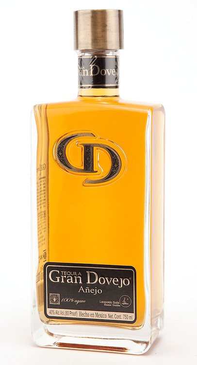 Tequila Gran Dovejo Añejo -- Image originally appeared in the Tequila Matchmaker: http://tequilamatchmaker.com