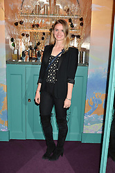 CARINA STOLT-NIELSEN at a party for the UK launch of Mr Boho held at Annabel's, 44 Berkeley Square, London on 19th May 2016.