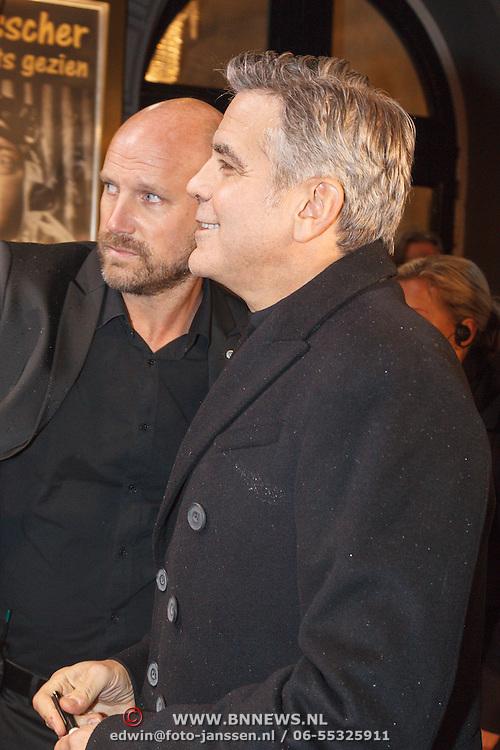 NLD/Amsterdam/20160126 - Goed Gala 2016, Amerikaanse acteur George Clooney