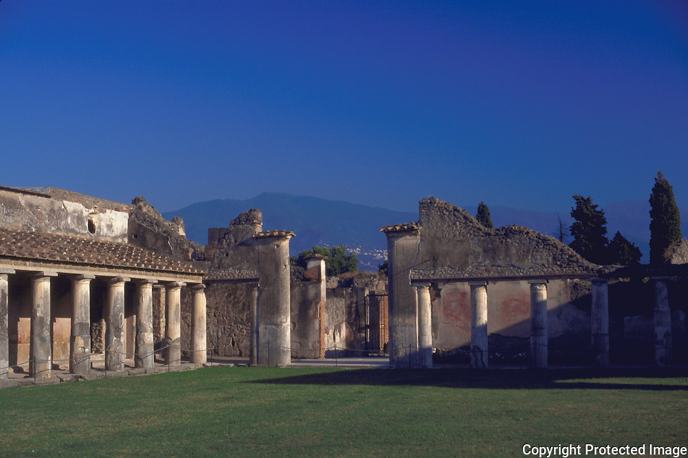 Terme Stabiana the public baths of ancient Pompeii