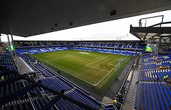 A general view of Goodison Park - Mandatory byline: Matt McNulty/JMP - 24/01/2016 - FOOTBALL - Goodison Park - Liverpool, England - Everton v Swansea - Barclays Premier League
