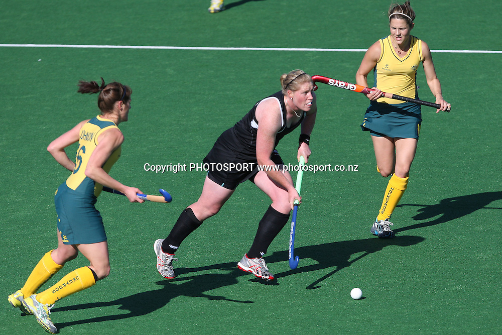 New Zealand's Katie Glynn.<br />