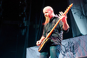 Stone Sour performing at Uproar Festival at Nationwide Arena in Columbus, OH on August 24, 2010