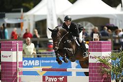 010 - Fanlac - Nanning Niels (NED)<br /> 4 Jarige Springen<br /> KWPN Paardendagen - Ermelo 2014<br /> © Dirk Caremans