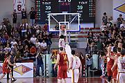 John Brown<br /> Unicusano Roma - OraSi Ravenna<br /> Campionato Basket LNP 2016/2017<br /> Play Off Quarti Gara 4<br /> Roma 07/05/2017<br /> Foto Ciamillo-Castoria