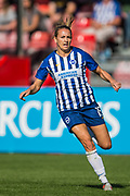 Kayleigh Green (Brighton) during the FA Women's Super League match between Brighton and Hove Albion Women and Chelsea at The People's Pension Stadium, Crawley, England on 15 September 2019.