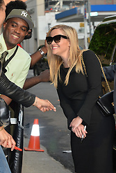 May 28, 2019 - New York, NY, USA - May 28, 2019 New York City..Reese Witherspoon was seen at 'The Daily Show' with Trevor Noah on May 28, 2019 in New York City. (Credit Image: © Kristin Callahan/Ace Pictures via ZUMA Press)