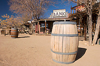 Barrel, Bank and Hotel Bath House Buildings, Pioneertown, California