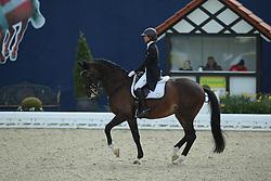Tzinberg Ellesse, (PHI), Pavarotti 85<br /> Qualification Grand Prix Kur<br /> Horses & Dreams meets Denmark - Hagen 2016<br /> © Hippo Foto - Stefan Lafrentz