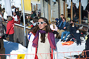 ANASTASIA GRAZIOLI, Children and Adult ski race in aid of the Knights of Malta,  Furtschellas. St. Moritz, Switzerland. 23 January 2009 *** Local Caption *** -DO NOT ARCHIVE-© Copyright Photograph by Dafydd Jones. 248 Clapham Rd. London SW9 0PZ. Tel 0207 820 0771. www.dafjones.com.<br /> ANASTASIA GRAZIOLI, Children and Adult ski race in aid of the Knights of Malta,  Furtschellas. St. Moritz, Switzerland. 23 January 2009