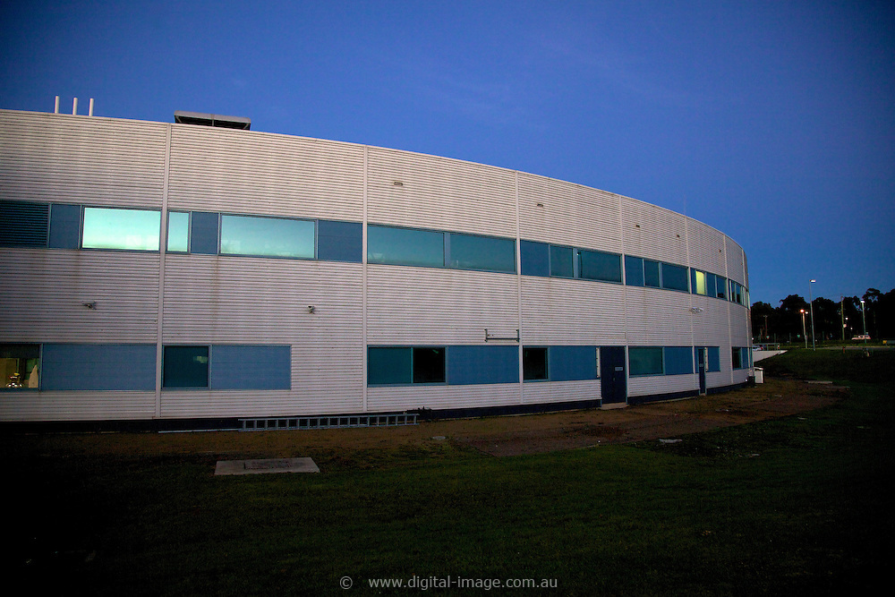 Main building of the Australian Synchrotron
