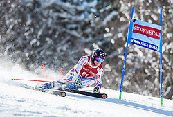 Francois Place (FRA) competes during 9th Men's Giant Slalom race of FIS Alpine Ski World Cup 55th Vitranc Cup 2016, on March 4, 2016 in Kranjska Gora, Slovenia. Photo by Vid Ponikvar / Sportida