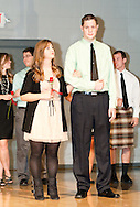 November 6, 2010: The Oklahoma Wesleyan Lady Eagles play against the Oklahoma Christian University Lady Eagles at the Eagles Nest on the campus of Oklahoma Christian University.