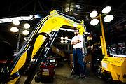 Contagem_MG, 02 de fevereiro de 2011..Revista Exame PME / Fusao de Empresas Medias..Na foto, o empreendedor Romeu Scarioli Junior, um dos socios da Soldep Tecnoloc. E uma empresa de aluguel de equipamentos, principalmente soldas mas tambem torres de iluminacao, geradores e outros. A empresa se fundiu com a Soldep, de Sao Paulo, para fortalecer os negocios...Foto: LEO DRUMOND / NITRO