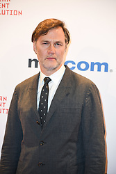 David Morrissey poses as arriving for the opening ceremony of the MIPCOM in Cannes - Marche international des contenus audiovisuels du 16-19 Octobre 2017, Palais des Festivals, Cannes, France.<br />