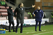 West Bromwich Albion Manager Slaven Bilic during the EFL Sky Bet Championship match between Wigan Athletic and West Bromwich Albion at the DW Stadium, Wigan, England on 11 December 2019.