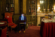 BRETT SYKES, Celebration of the  200TH Anniversary of the  Birth of Rt.Hon. John Bright MP  and the publication of <br /> &Ocirc;John Bright: Statesman, Orator, Agitator&Otilde; by Bill Cash MP. Reform Club. London. 14 November 2011. <br /> <br />  , -DO NOT ARCHIVE-&copy; Copyright Photograph by Dafydd Jones. 248 Clapham Rd. London SW9 0PZ. Tel 0207 820 0771. www.dafjones.com.<br /> BRETT SYKES, Celebration of the  200TH Anniversary of the  Birth of Rt.Hon. John Bright MP  and the publication of <br /> &lsquo;John Bright: Statesman, Orator, Agitator&rsquo; by Bill Cash MP. Reform Club. London. 14 November 2011. <br /> <br />  , -DO NOT ARCHIVE-&copy; Copyright Photograph by Dafydd Jones. 248 Clapham Rd. London SW9 0PZ. Tel 0207 820 0771. www.dafjones.com.