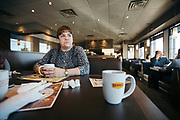 Catherine Appler has 20 years experience in the oil-and-gas industry, but with widespread lay-offs she is now open to change her career. As of November 2015, more than 14.000 Albertans had been laid off. World wide, more than 250.000 jobs in the sector are lost. Canadian oil hit a record low USD 19 a barrel on January 6th 2016.