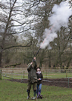 Luton Hoo Estate Shoot  5th January 2013