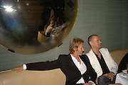 MIKE PENN, Natalia Vodianova and Elle Macpherson host a dinner in honor of Francisco Costa (creative Director for women) and Italo Zucchelli (creative director for men)  of Calvin Klein. Locanda Locatelli, 8 Seymour St. London W1. ONE TIME USE ONLY - DO NOT ARCHIVE  © Copyright Photograph by Dafydd Jones 66 Stockwell Park Rd. London SW9 0DA Tel 020 7733 0108 www.dafjones.com